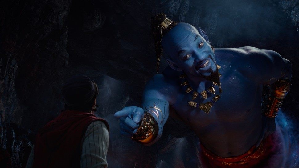 Photo of Disney's Aladdin Rotten Tomatoes Score Revealed