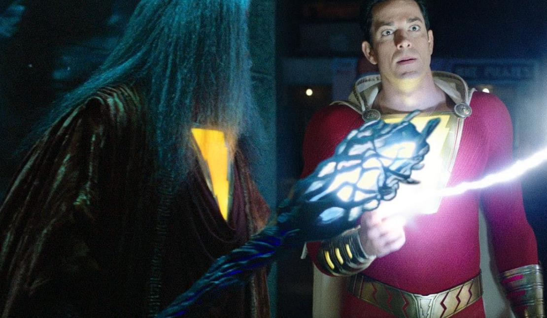 Photo of New 'Shazam' Photo Finally Reveals The Best Look at Old Wizard