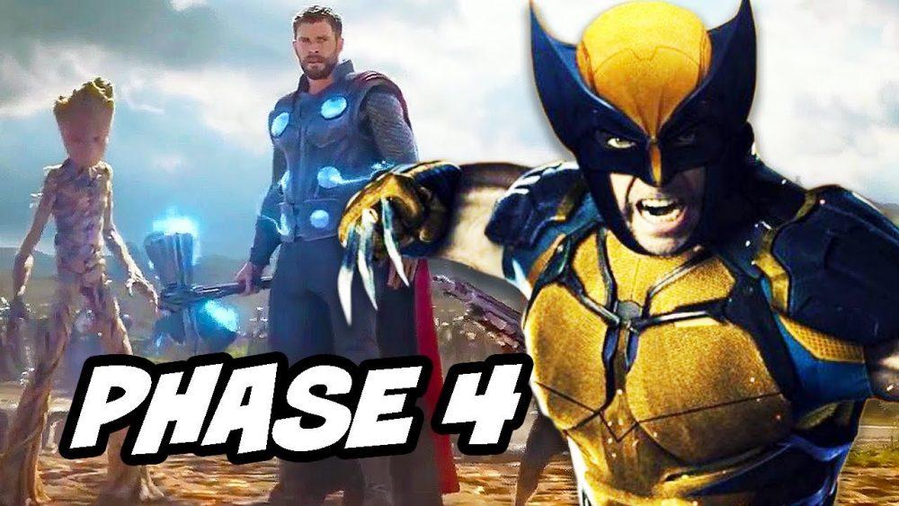 Wolverine Hugh Jackman Disney MCU