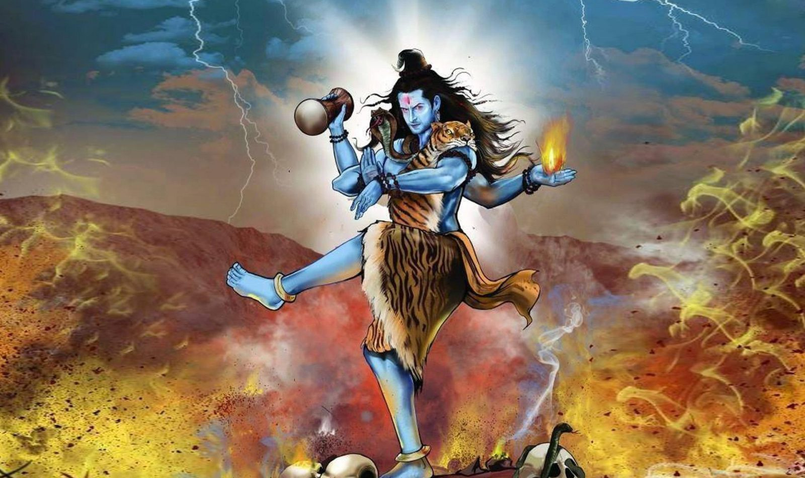 Shiv Tandav Mp3 Download