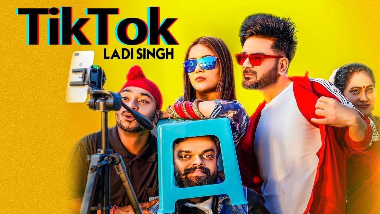 Photo of Tik Tok Ladi Singh Mp3 Download in High Definition (HD) Audio For Free