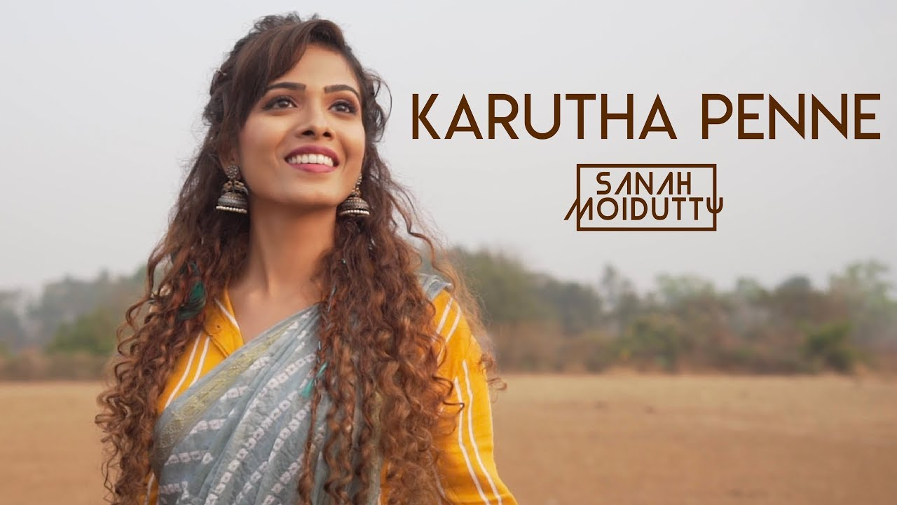 karutha penne remix mp3 download