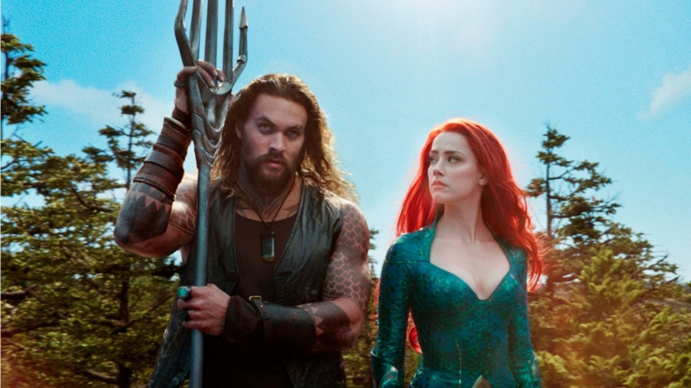 Johnny Depp Amber Heard Aquaman