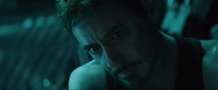 Avengers: Endgame Trailer 2 Quantum Realm Suits