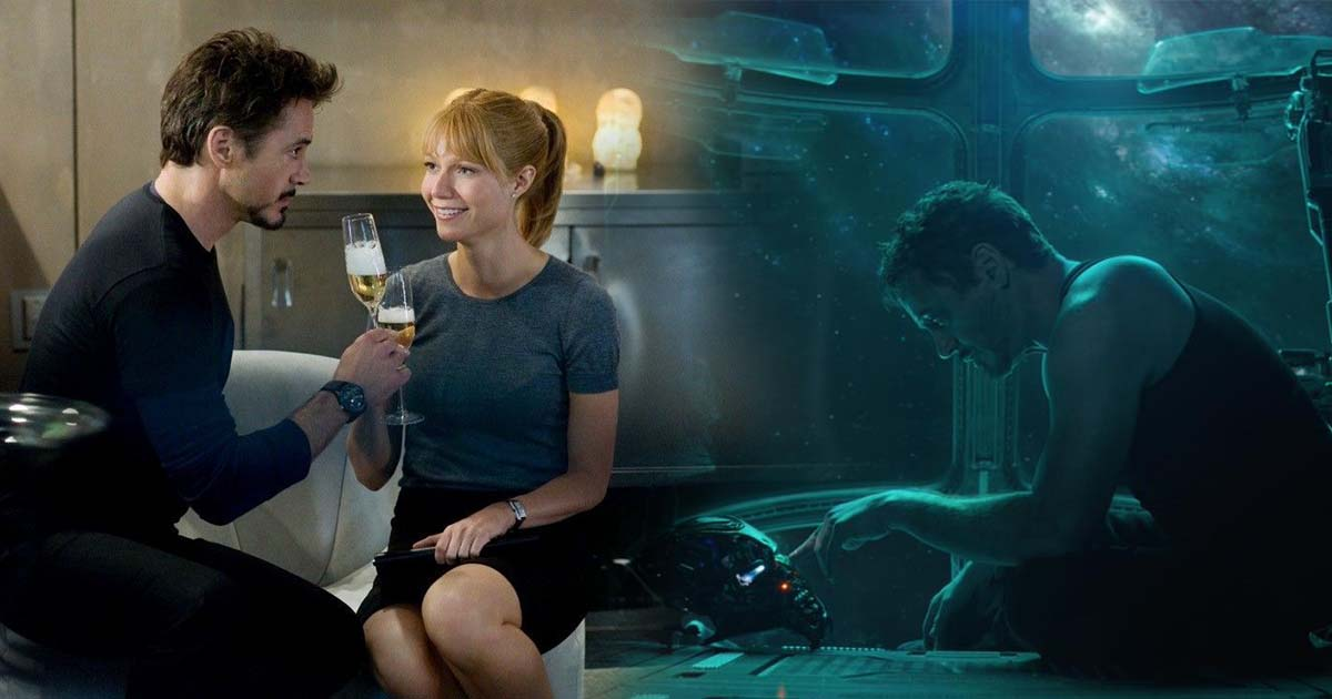 Avengers: Endgame Iron Man 2 Marvel