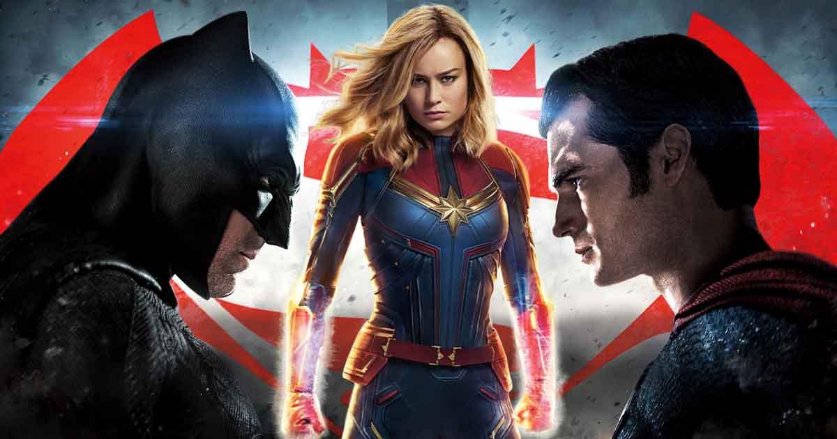 Captain Marvel Box Office Predictions