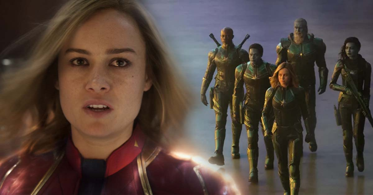 Captain Marvel Deleted Scenes