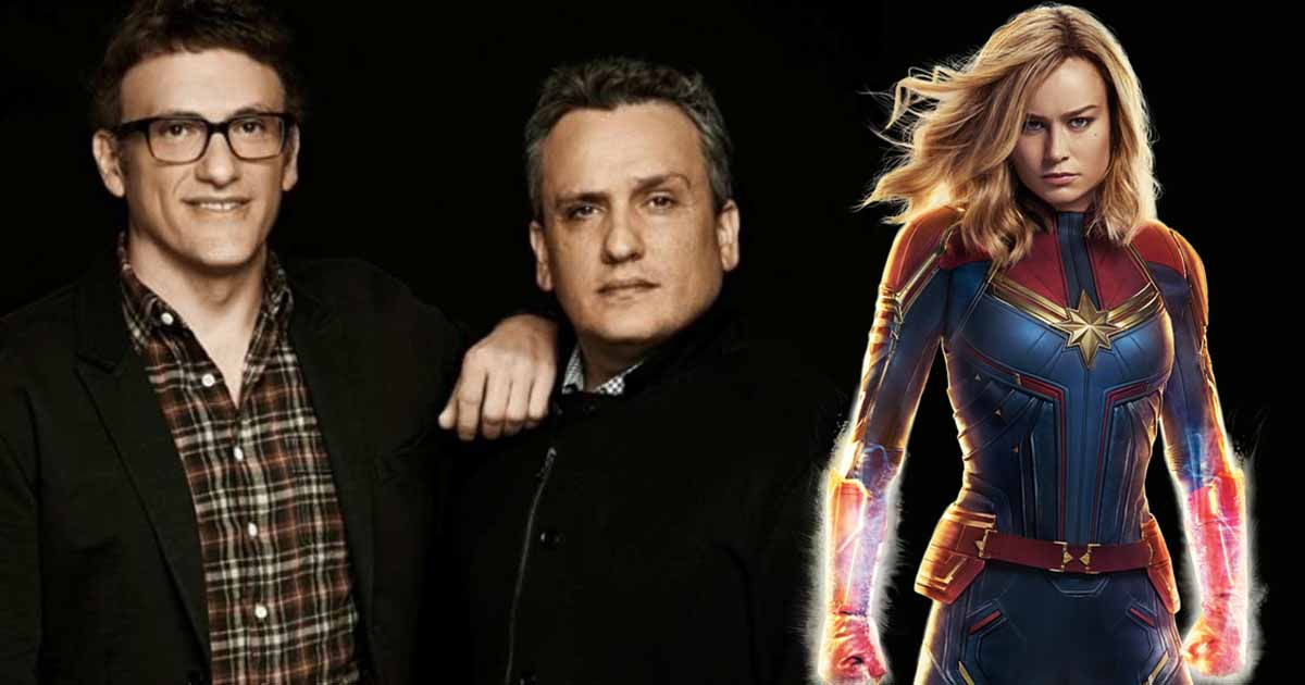 Photo of Russo Brothers Directed The Captain Marvel Post Credits Scene