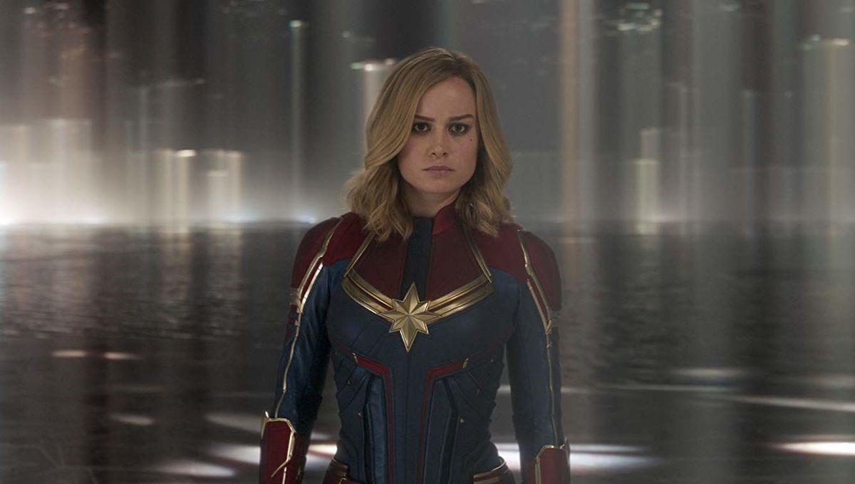 Similarity Captain Marvel & Thor: Ragnarok