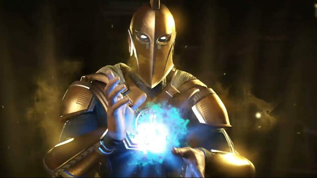Doctor Fate WB DC