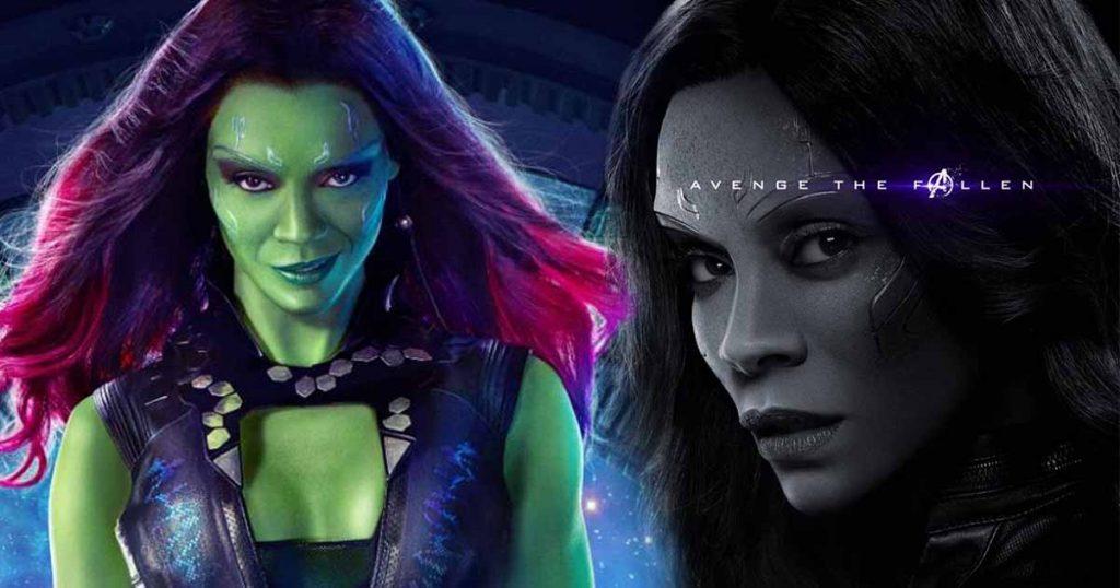 Avengers: Endgame Gamora Joe Russo