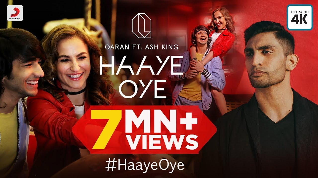Photo of Haaye Oye Mp3 Song Download Pagalworld in High Definition