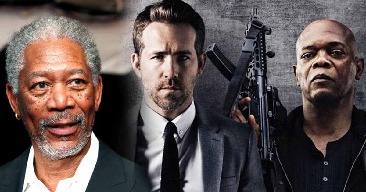 Hitman's Bodyguard Sequel Morgan Freeman