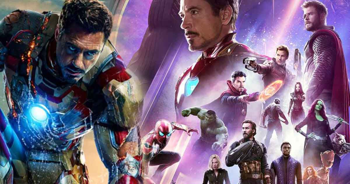 Photo of Iron Man & Avengers: Infinity War Win Big at Kids' Choice Awards 2019