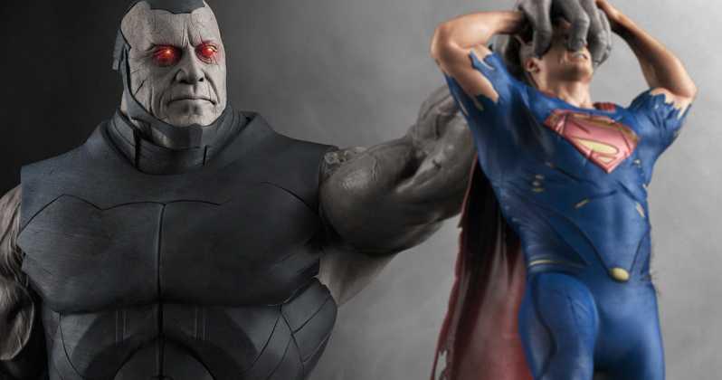 Justice League Snyder Cut Lois Lane Darkseid