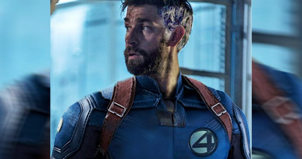 John Krasinski Role in MCU's Fantastic Four Movie