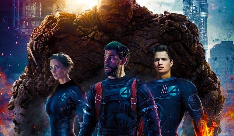 Fantastic Four Reboot Marvel