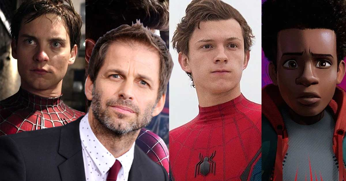 Photo of Visionary Director Zack Snyder Reveals His Favorite Spider-Man Actor & Movie