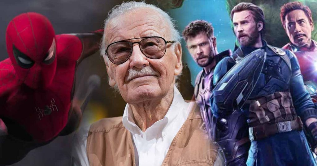 Spider-Man: Far From Home Avengers: Endgame Stan Lee Cameo Kevin Feige