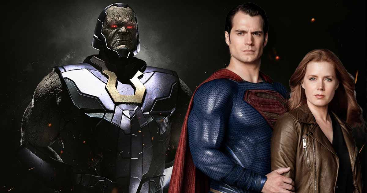 Photo of Darkseid Would Have Murdered Lois Lane in The Original Justice League Snyder Cut