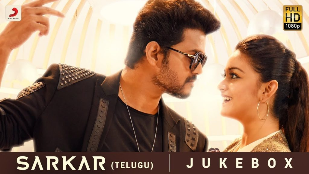 Sarkar Mp3 Songs Download Masstamilan in High Quality