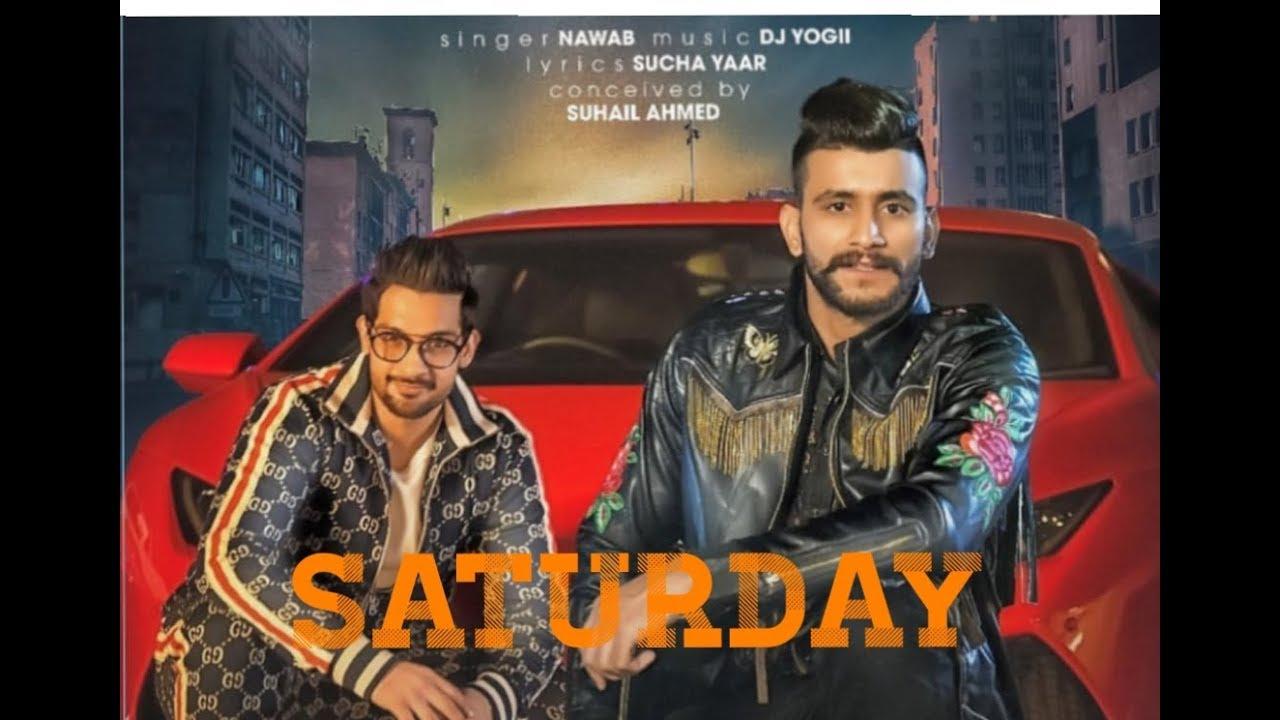 Photo of Saturday By Nawab Mp3 Song Download | Sucha Yaar | DJ Yogii