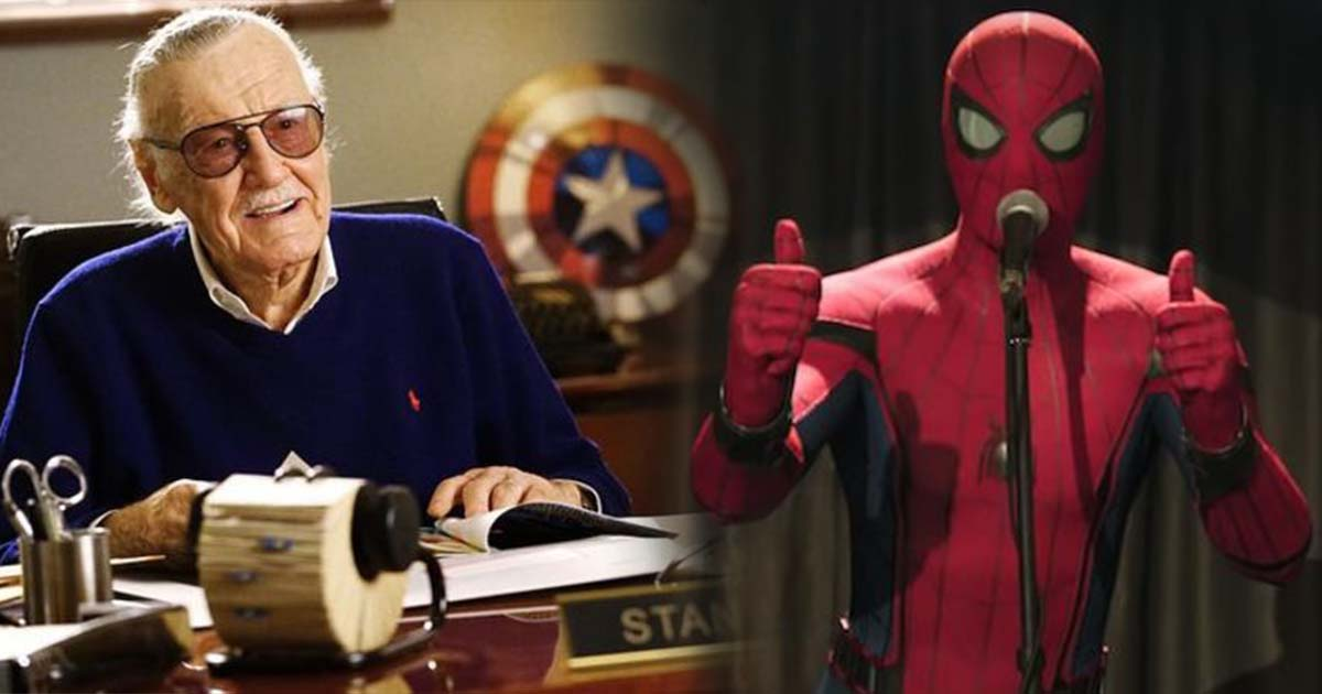 Photo of Marvel Studios President Confirms Stan Lee Cameo in Spider-Man: Far From Home