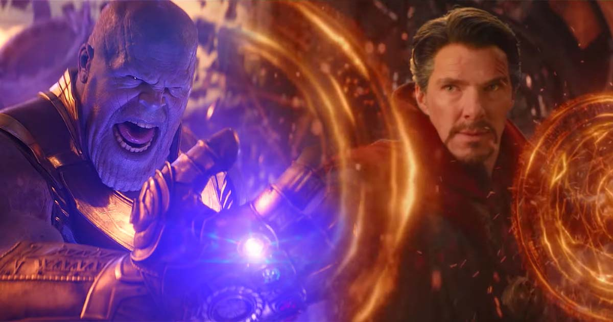 Photo of Avengers: Endgame Theory Explains Why Doctor Strange Didn't Fight Thanos