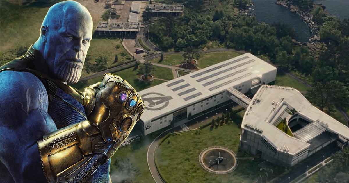 Photo of What You Never Saw in The New Endgame Trailer – Thanos' Sneak Attack on Avengers HQ