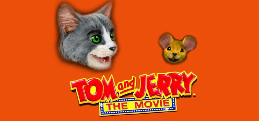 Tom and Jerry Live Action Movie