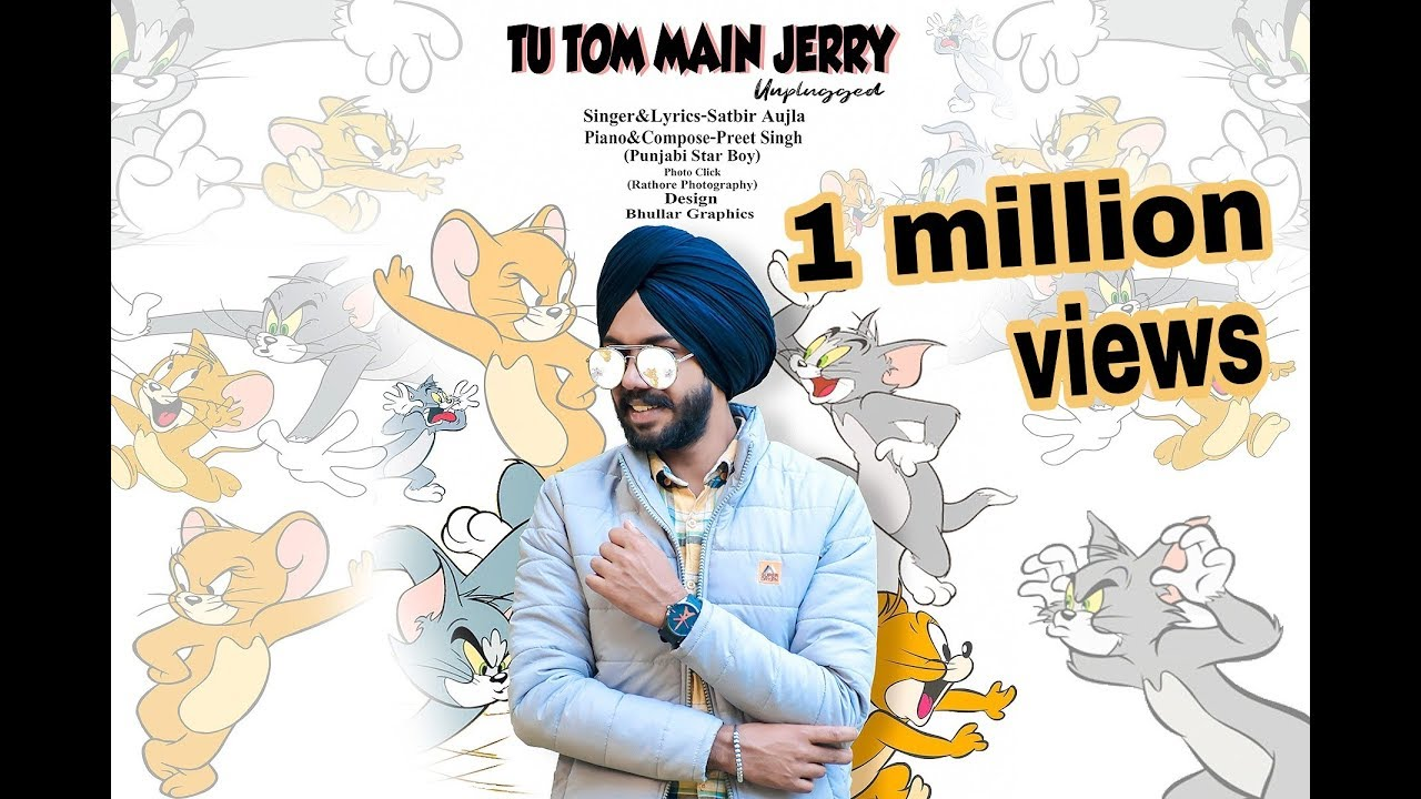 Photo of Tom And Jerry Satbir Aujla Mrjatt Download in High Quality Bitrate