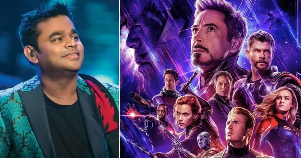 Photo of Oscar-Winning Composer A.R. Rahman Joins Avengers: Endgame