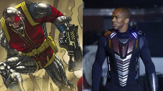 Guest Star Characters on Agents of S.H.I.E.L.D.