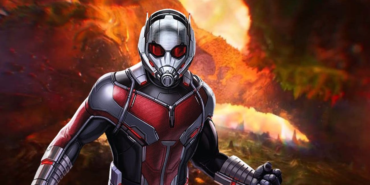 Photo of Marvel Reveals New Concept Art of Microverse City in Quantum Realm