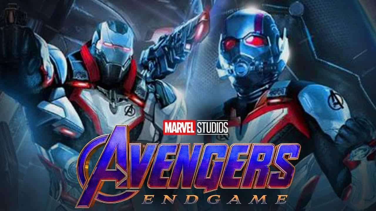 Avengers: Endgame Runtime Kevin Feige
