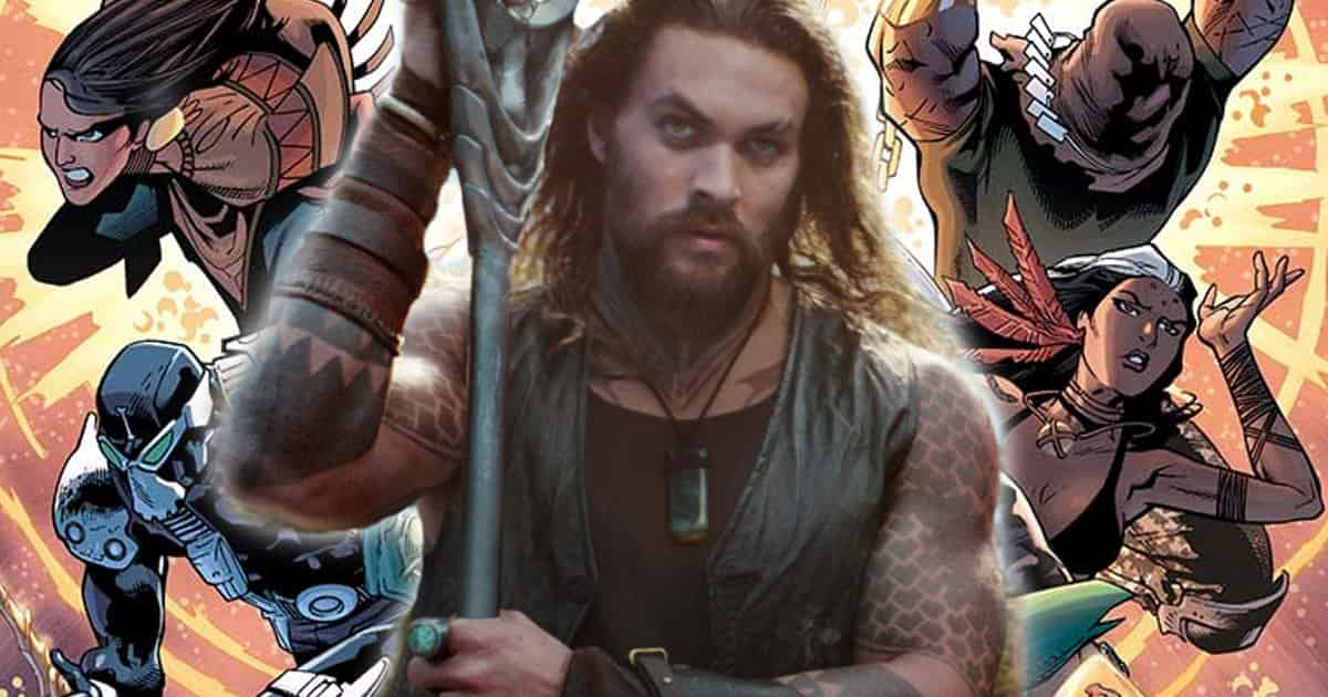 Photo of Worlds of DC Rumor – Aquaman 2 Will Feature 'The Others'