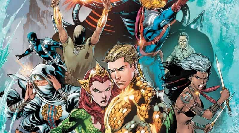 Aquaman 2 The Others Worlds of DC