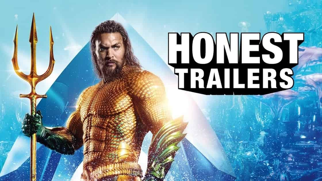 Photo of WB's Aquaman Gets an Honest Trailer From Screen Junkies