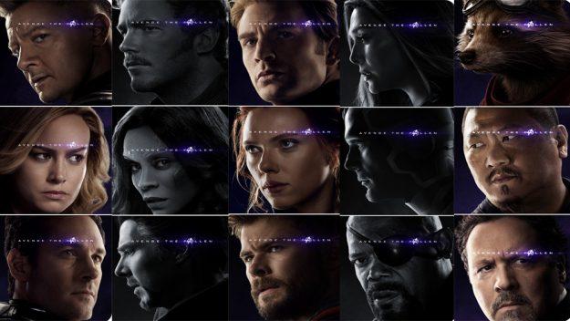 Avengers: Endgame Trailers Chris Evans