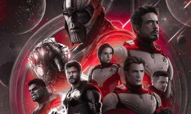 Avengers: Endgame I Love You 3000