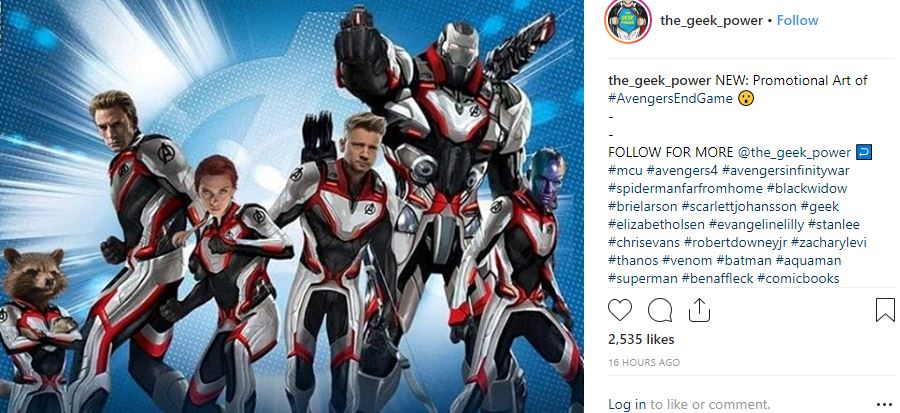 Avengers: Endgame War Machine