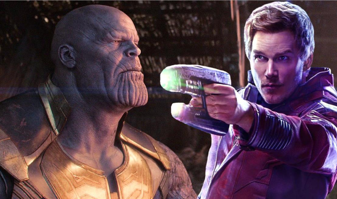 Avengers: Endgame MCU Star-Lord