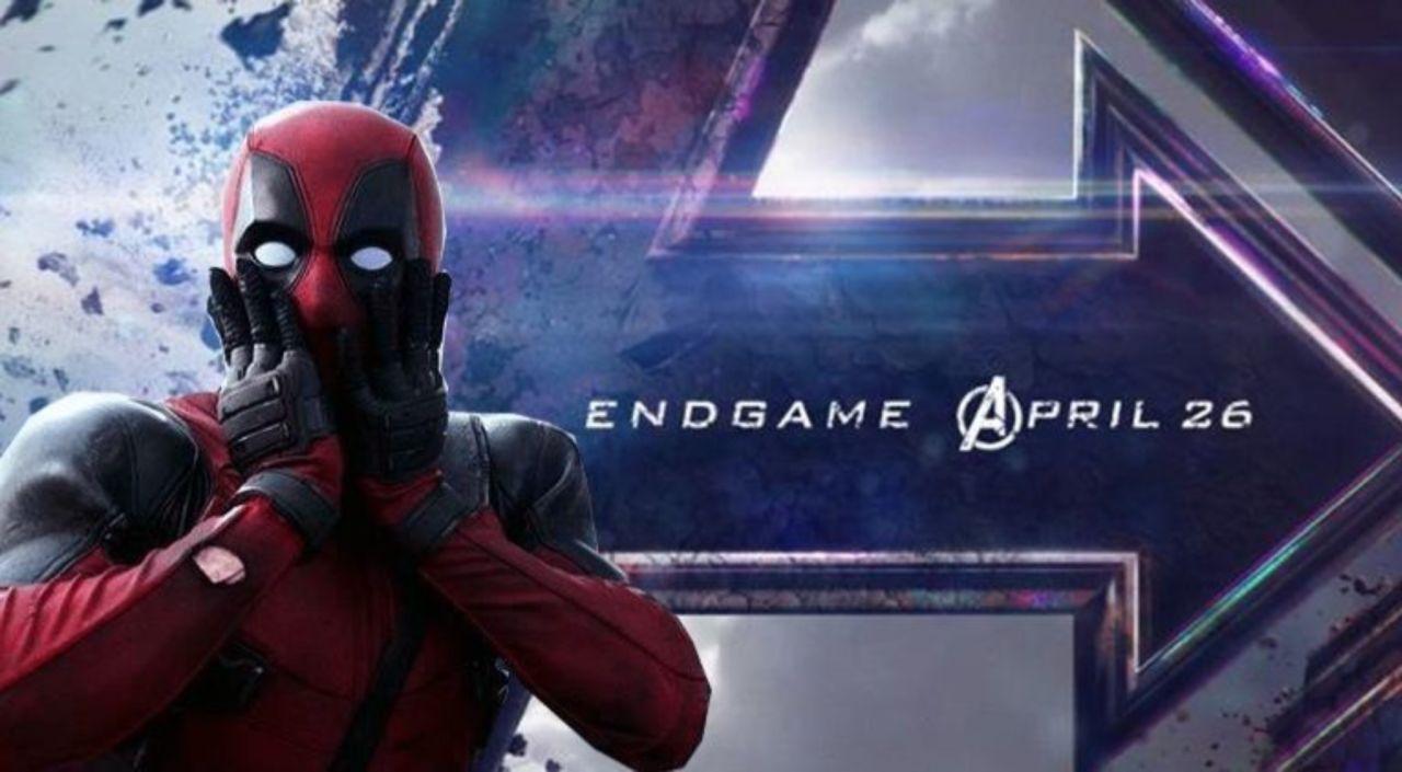 Avengers: Endgame Deadpool MCU