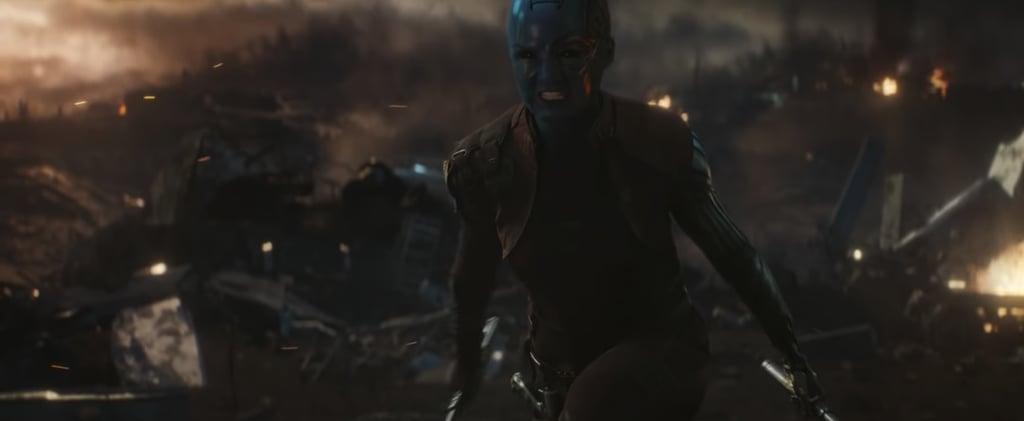 Avengers: Endgame Trailer 2 Thanos
