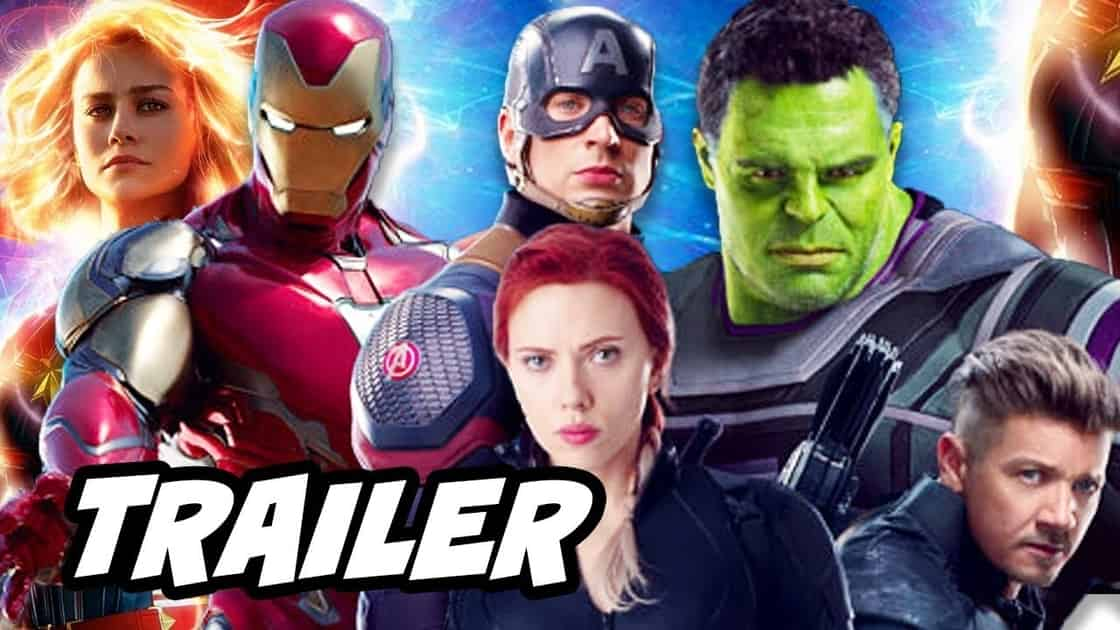 Avengers: Endgame Disney