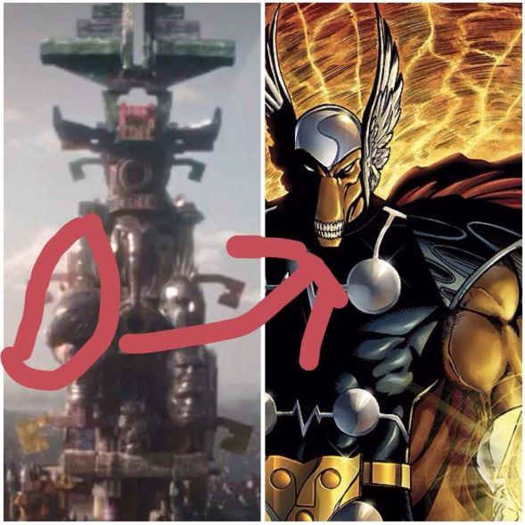 Avengers: Endgame Thor Marvel MCU
