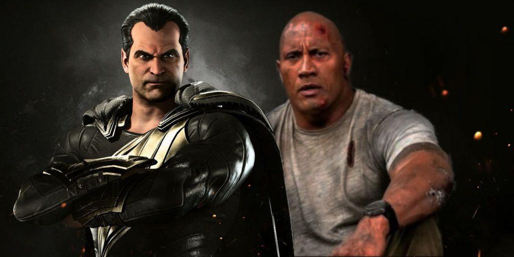 Black Adam Movie to Get 2022 Release Date