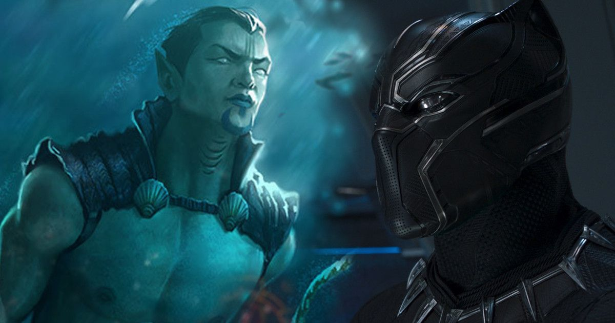Title & Villain of Black Panther 2 Revealed