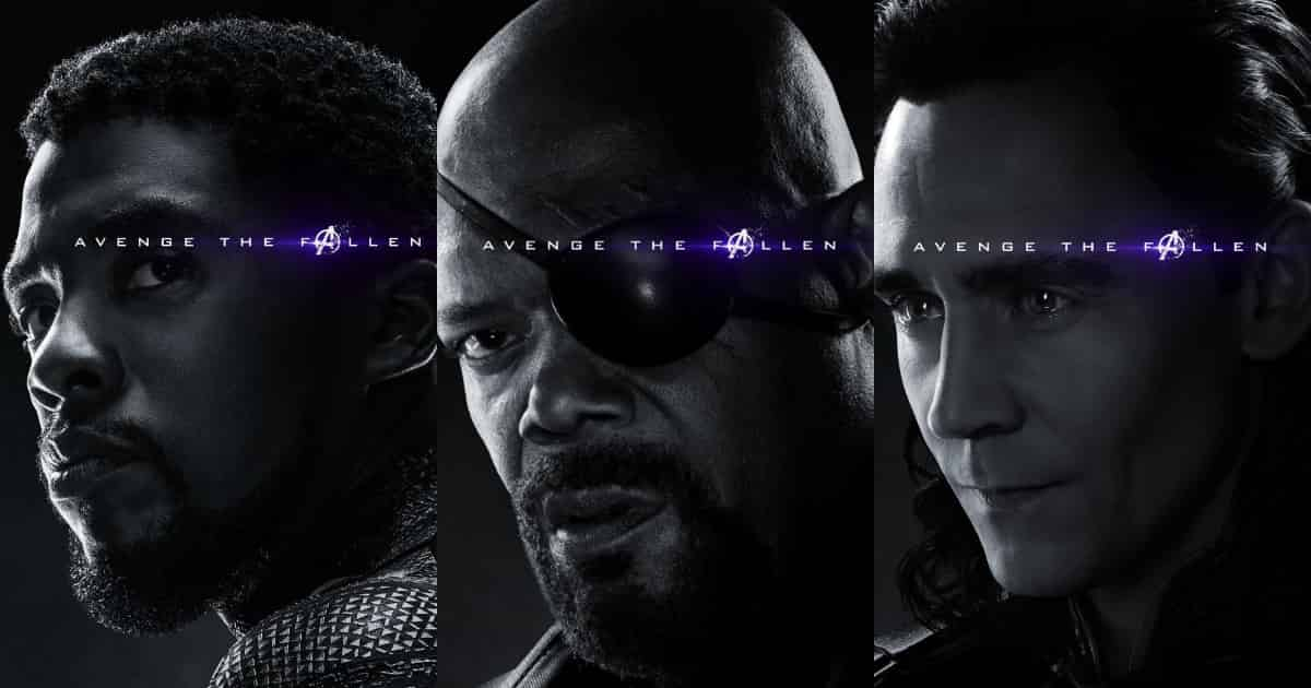 Photo of Avengers: Endgame – Marvel Has Launched New Character Posters For All The Dead Heroes