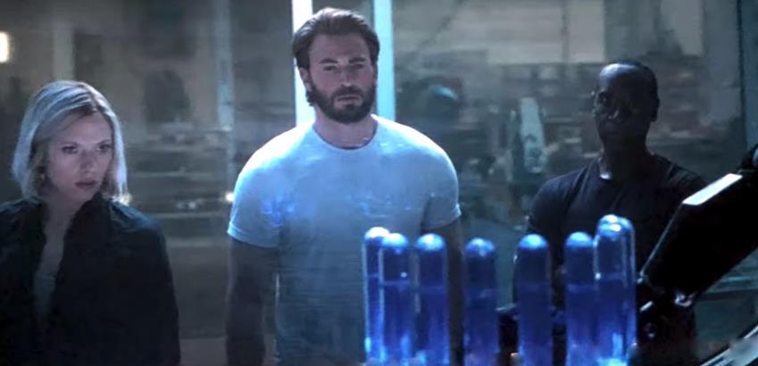 Avengers: Endgame Synopsis Thanos